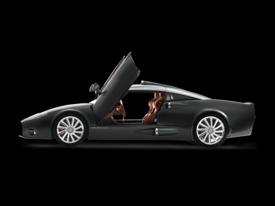 2008 Spyker C8 Aileron supercar   gh wallpaper