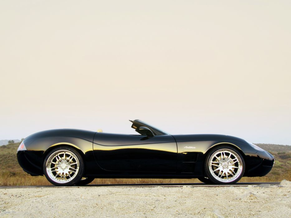 2009 n2a-Motors Anteros Roadster supercar    f wallpaper