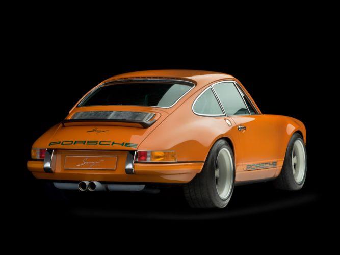 2009 Singer Porsche 911 Concept supercar h wallpaper