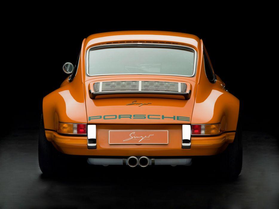2009 Singer Porsche 911 Concept supercar  fy wallpaper