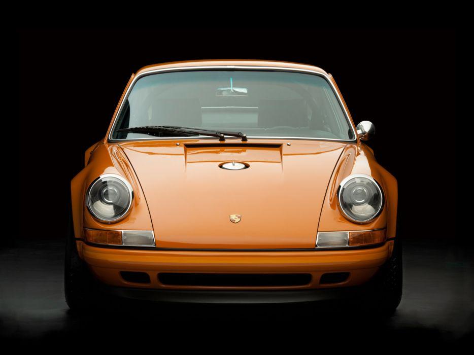 2009 Singer Porsche 911 Concept supercar  g wallpaper