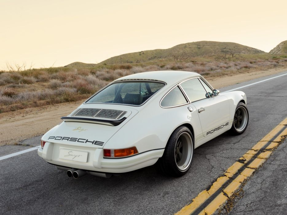 2011 Singer Porsche 911 Cosworth supercar       hj wallpaper