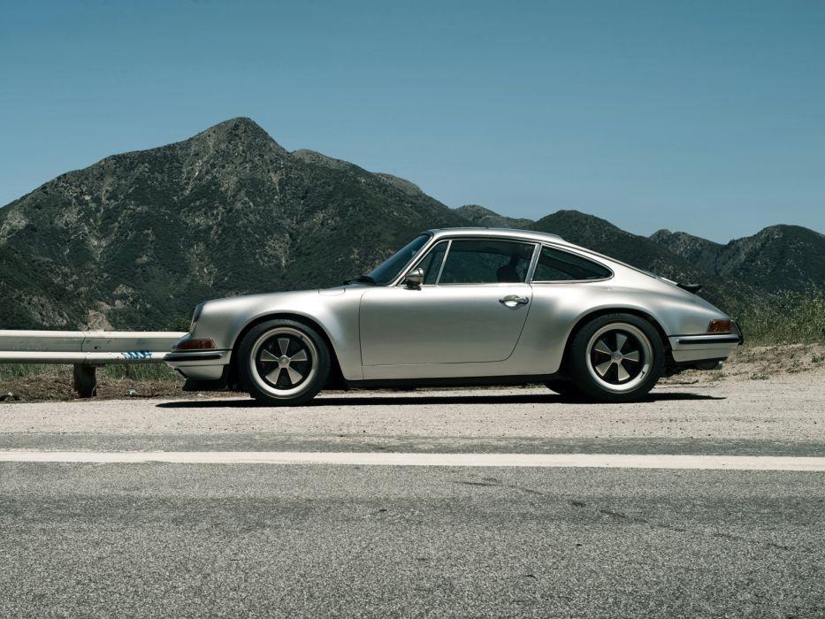 2011 Singer Porsche 911 Cosworth supercar   df wallpaper