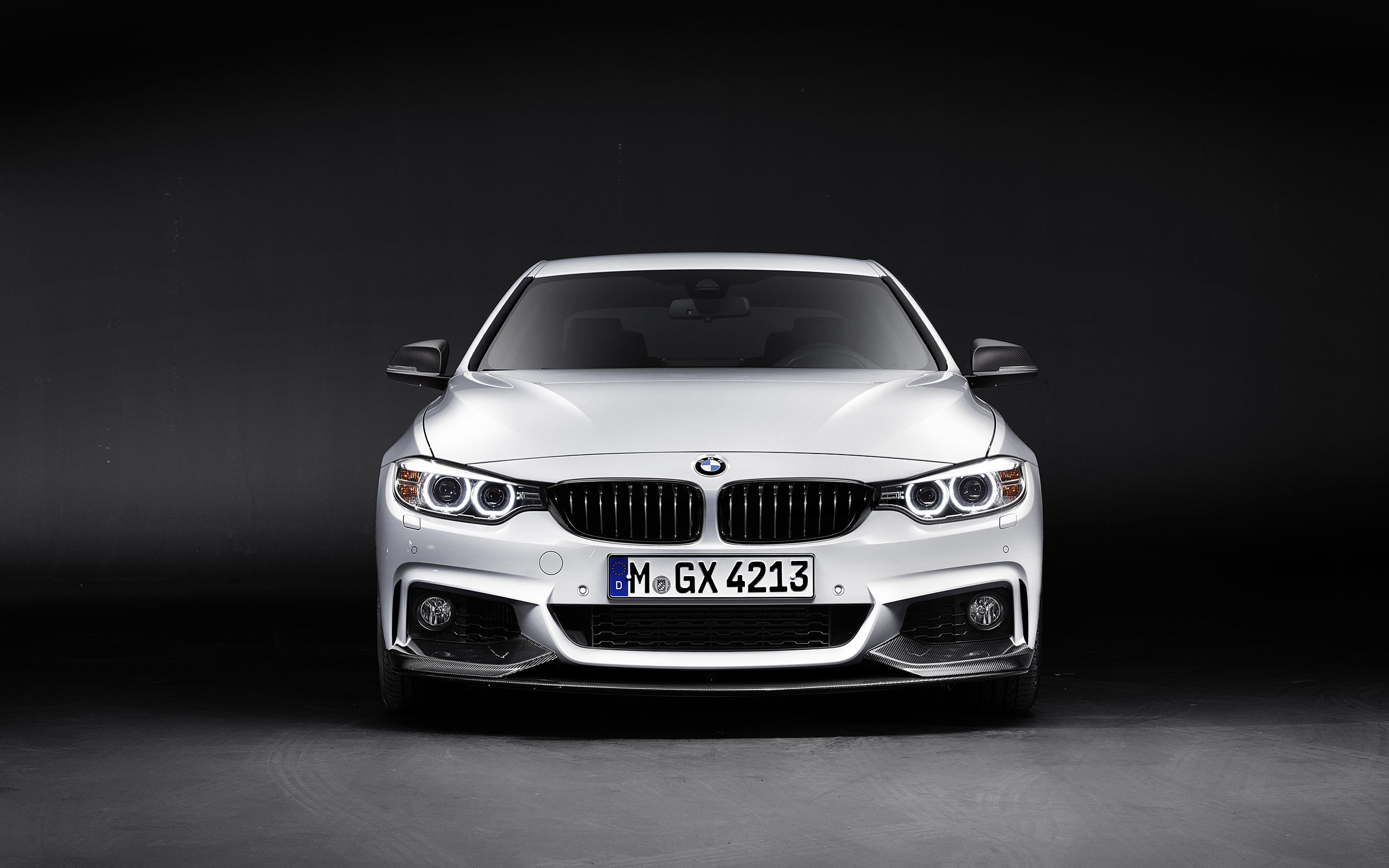 2014 BMW 4-Series Coupe M D Wallpaper
