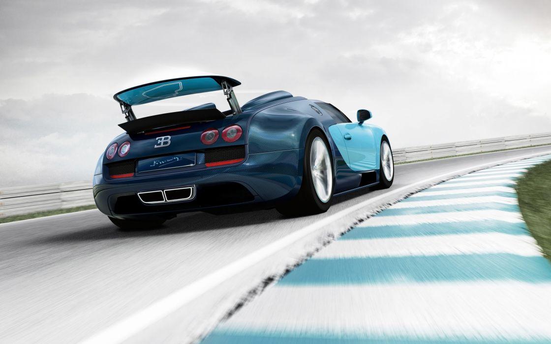 2013 Bugatti Veyron Grand Sport Vitesse supercar  f wallpaper