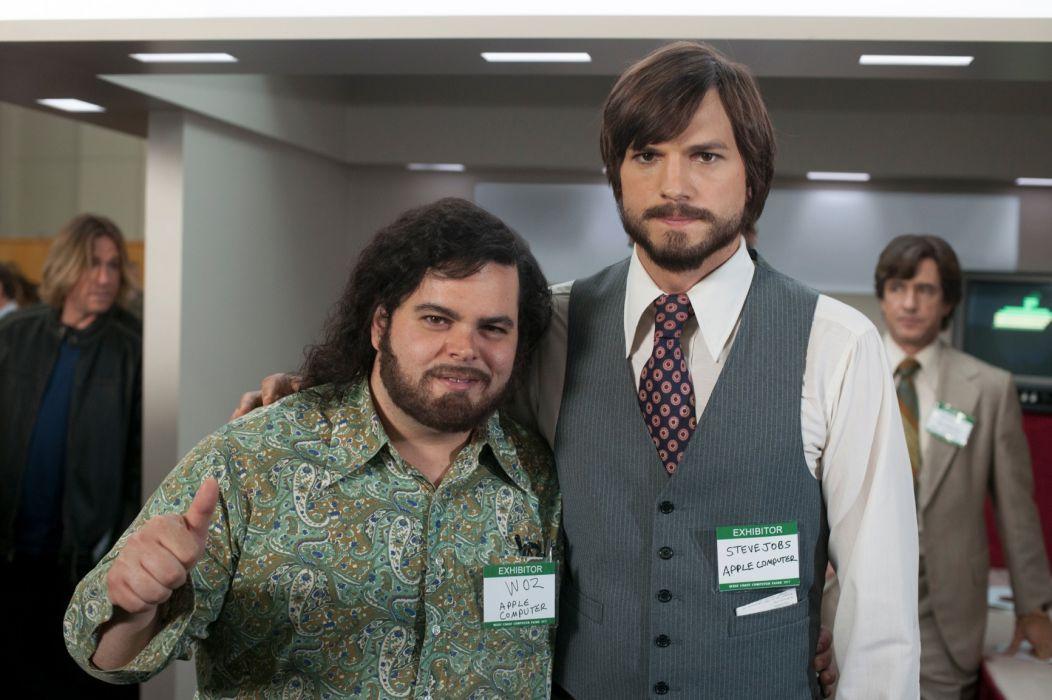 Jobs movies Ashton Kutcher wallpaper