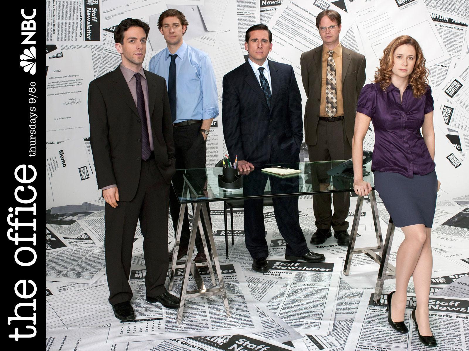 Сериал офис обои на рабочий стол