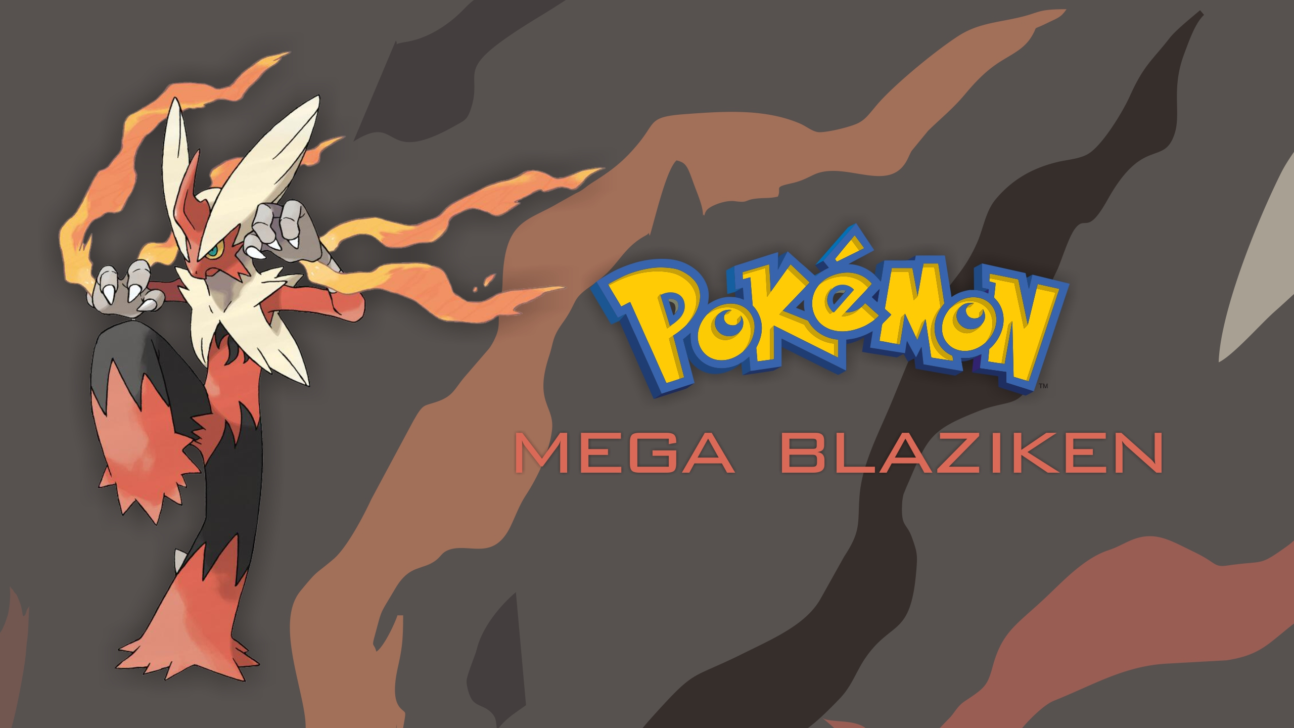 Blaziken Pokemon Wallpaper