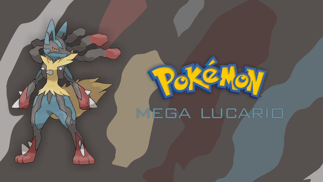 Lucario Pokemon Wallpaper 2560x1440 135720 Wallpaperup