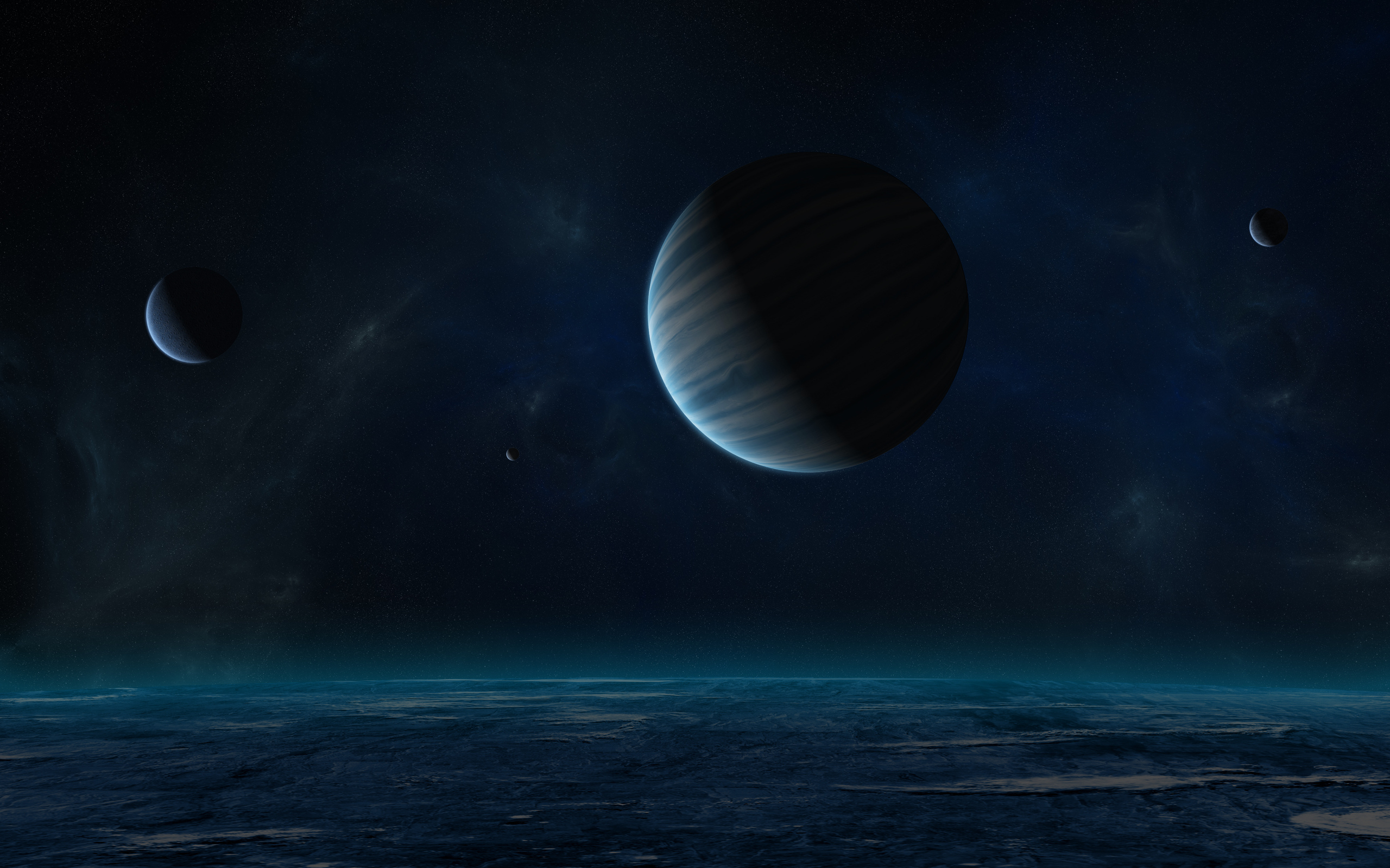 wallpapers of giant planets - photo #8