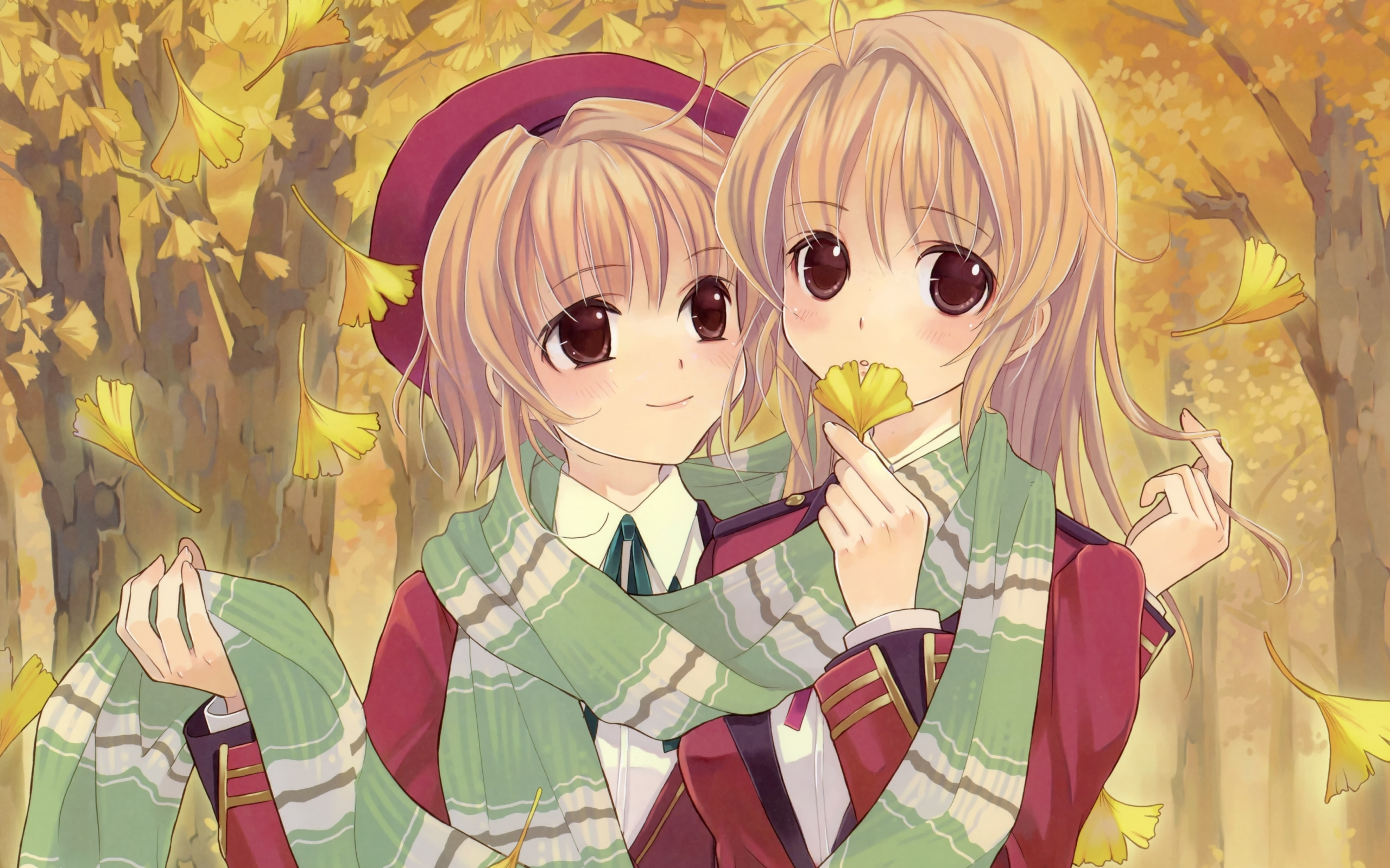 Fortune arterial autumn wallpaper | 2560x1600 | 136501 | WallpaperUP