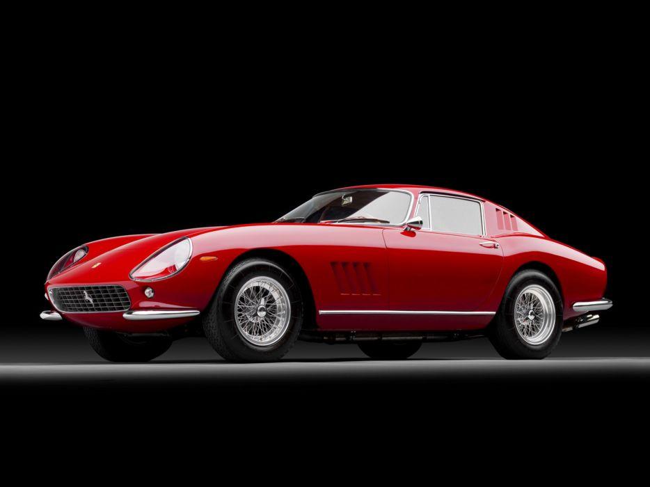 1966 Ferrari 275 GTB-4 classic supercar    h wallpaper