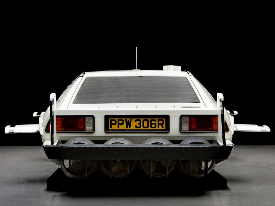 1977 Lotus Esprit James Bond 007 concept supercar custom movie    j wallpaper