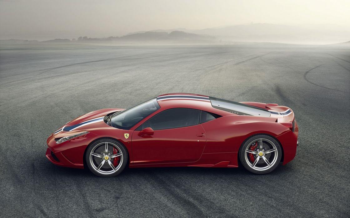 2014 Ferrari 458 Speciale supercar      h wallpaper