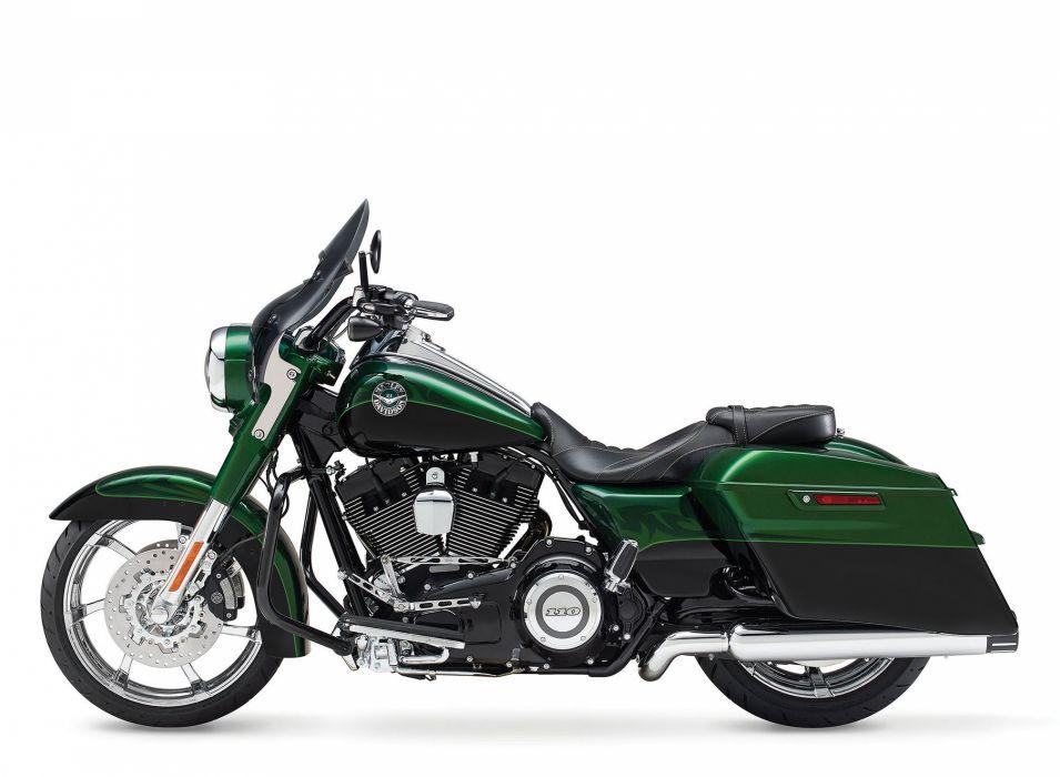 2014 Harley Davidson FLHRSE5 CVO Road King h wallpaper