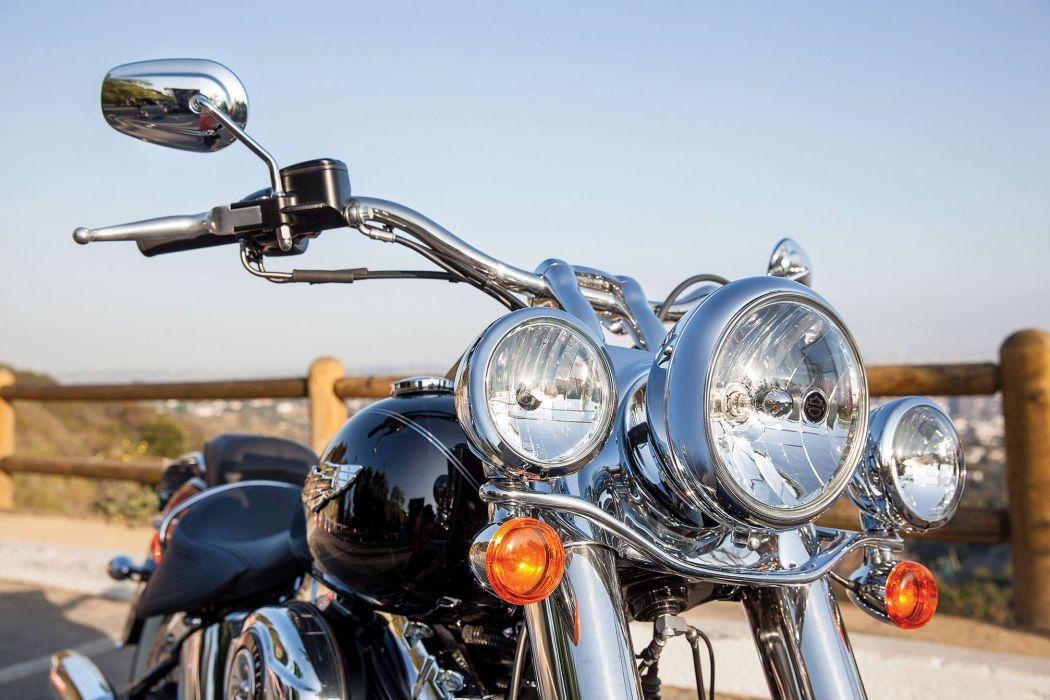 2014 Harley Davidson FLSTN Softail Deluxe   g wallpaper