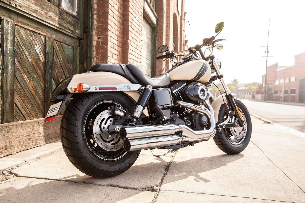 2014 Harley Davidson FXDF Fat Bob   f wallpaper