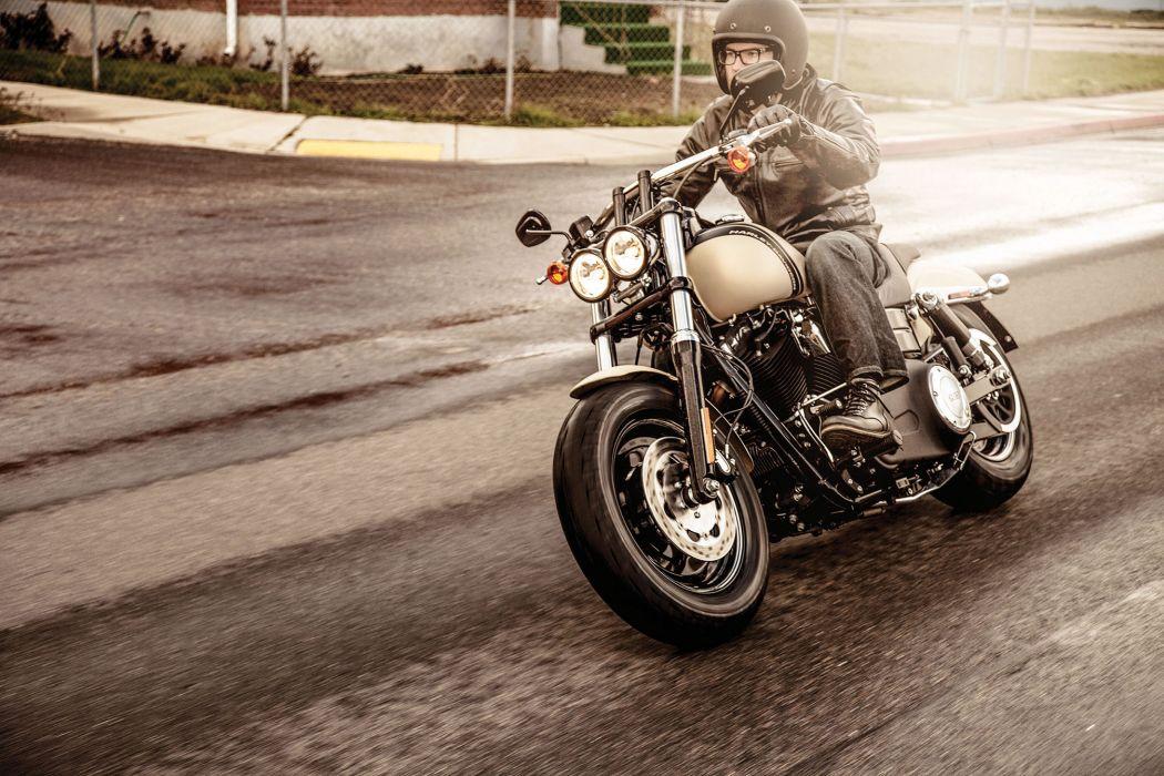 2014 Harley Davidson FXDF Fat Bob wallpaper