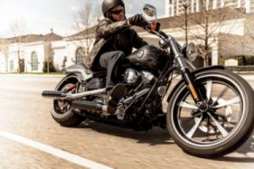 2014 Harley Davidson FXSB Breakout Wallpaper