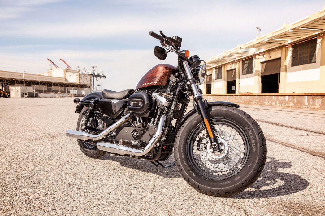 2014 Harley Davidson XL1200X Forty-Eight   f wallpaper
