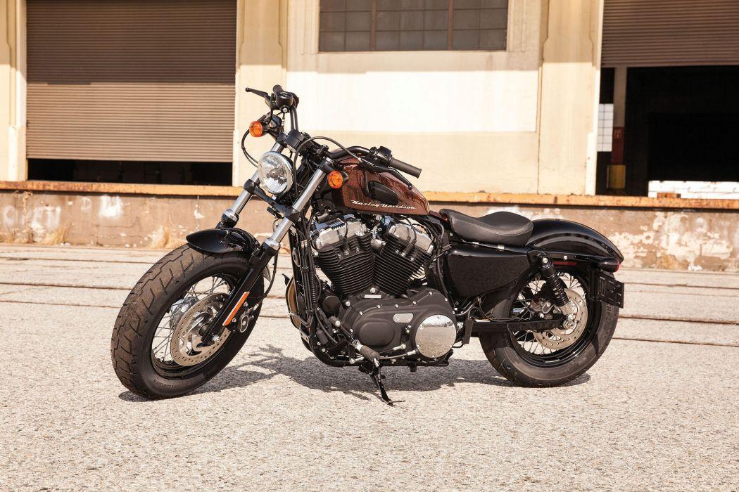 2014 Harley Davidson XL1200X Forty-Eight wallpaper
