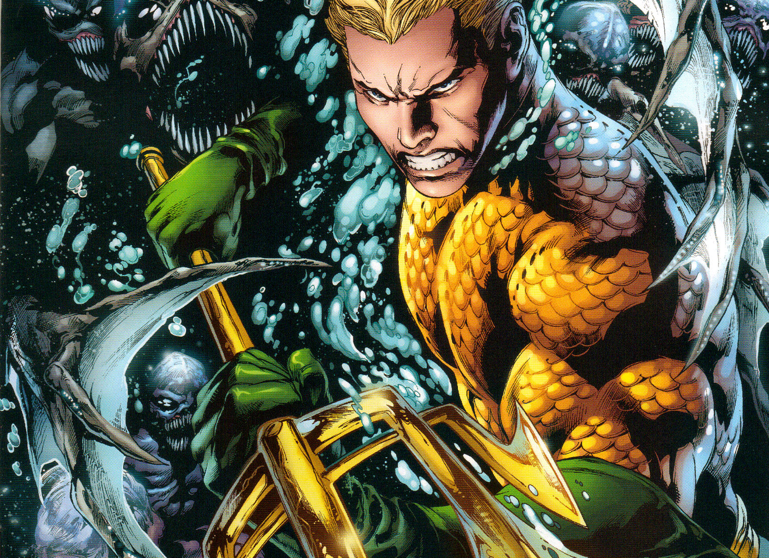 AQUAMAN dc-comics d-c superhero jn wallpaper | 1562x1133 | 137319