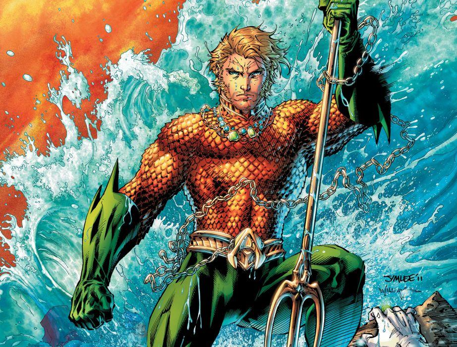 Aquaman Dc Wallpaper