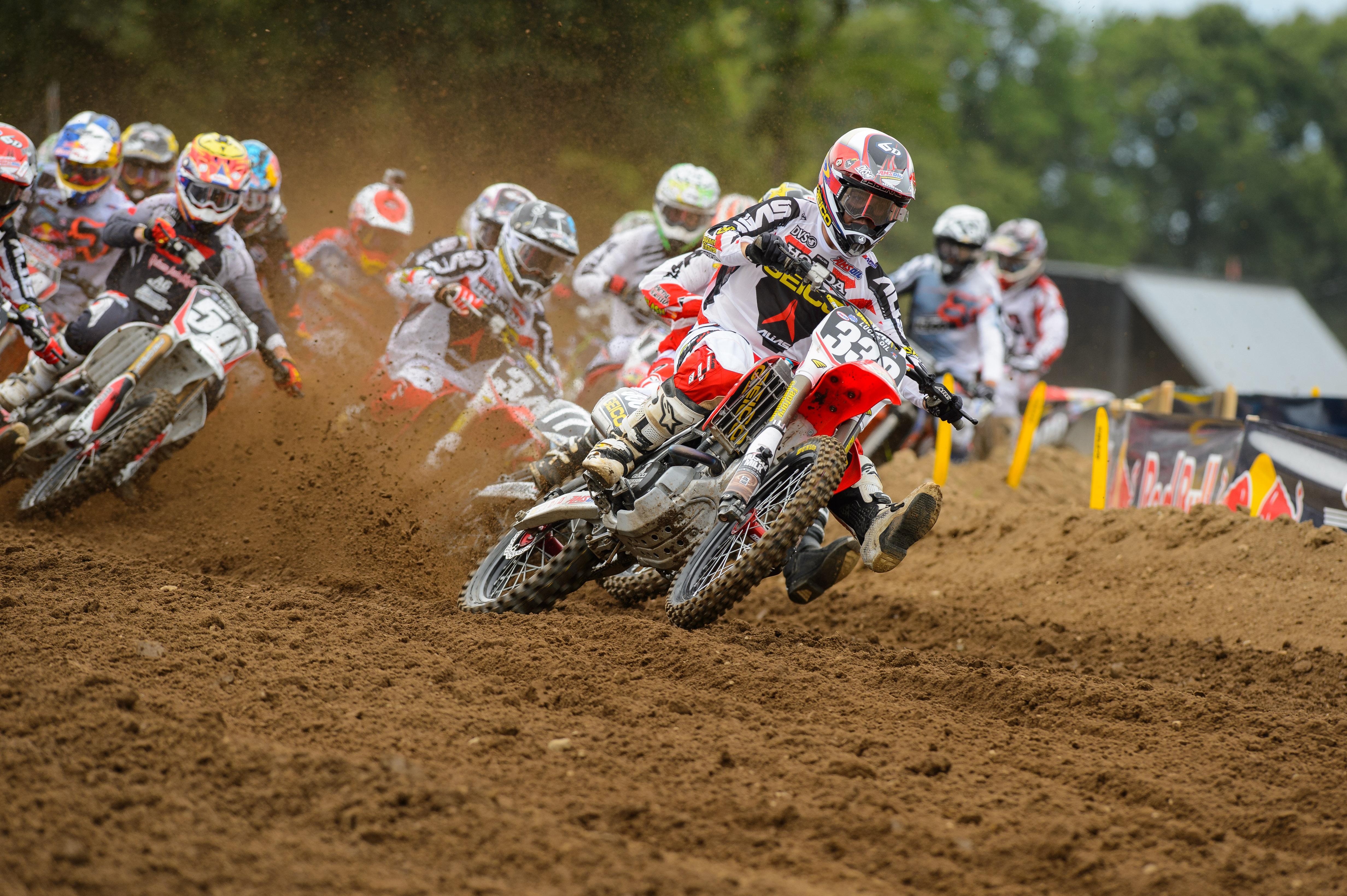 dirtbike moto motocross race racing motorbike honda ga wallpaper