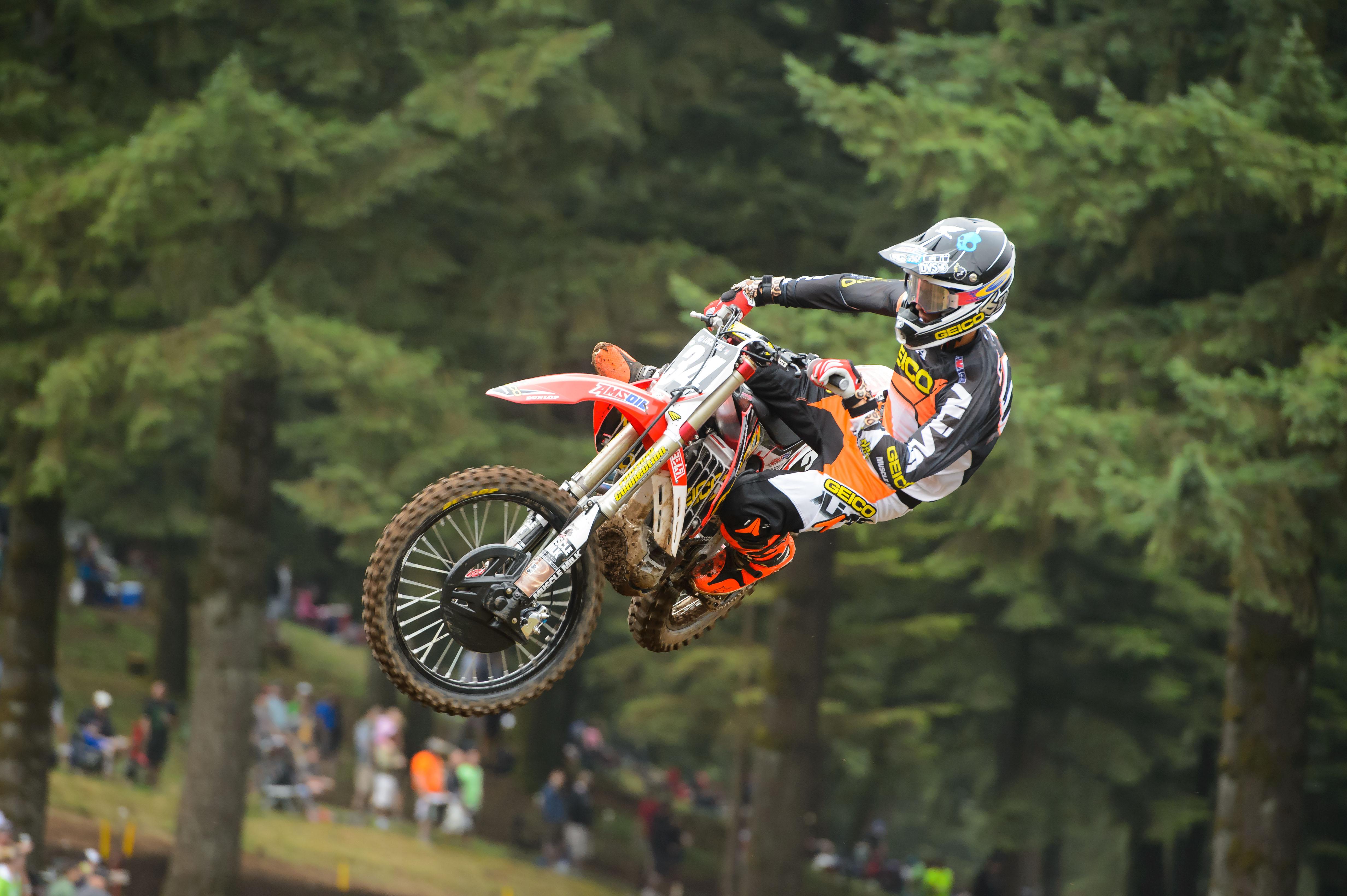 dirtbike moto motocross race racing motorbike honda e wallpaper