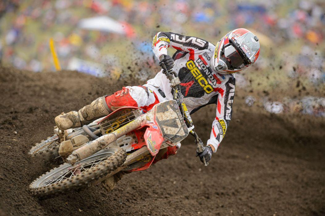 HONDA dirtbike moto motocross race racing    f wallpaper