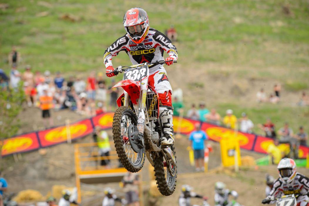 HONDA dirtbike moto motocross race racing   h wallpaper