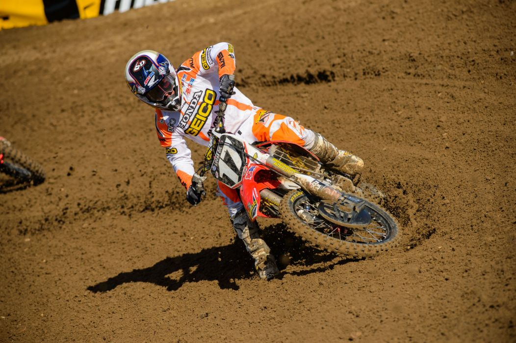 HONDA dirtbike moto motocross race racing   j wallpaper
