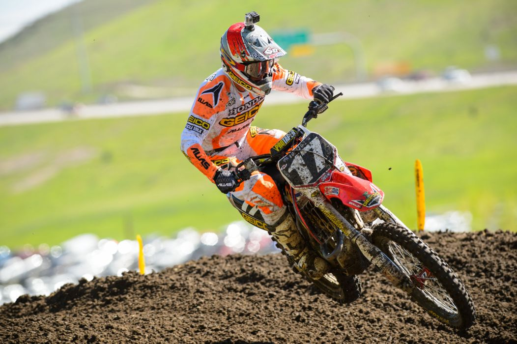 HONDA dirtbike moto motocross race racing wallpaper