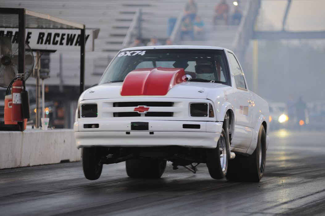 Drag racing race hot rod rods chevrolet pickup truck g ...