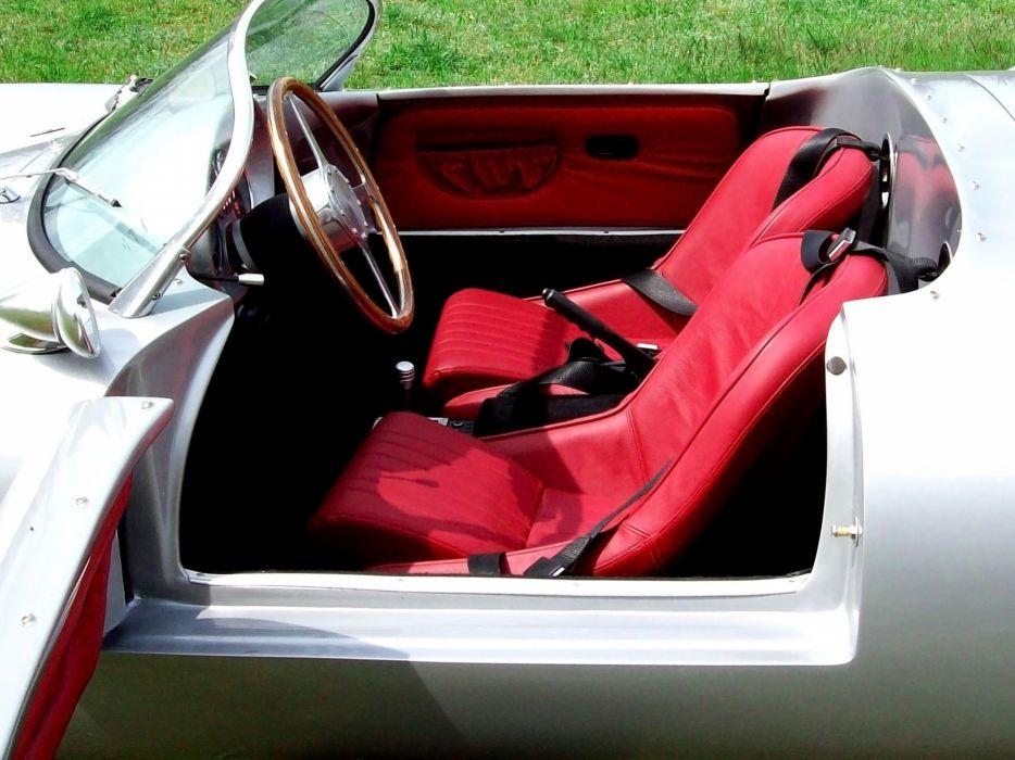 2011 Wittera Retro-Ma_de Spyder porsche supercar 550 interior       j wallpaper