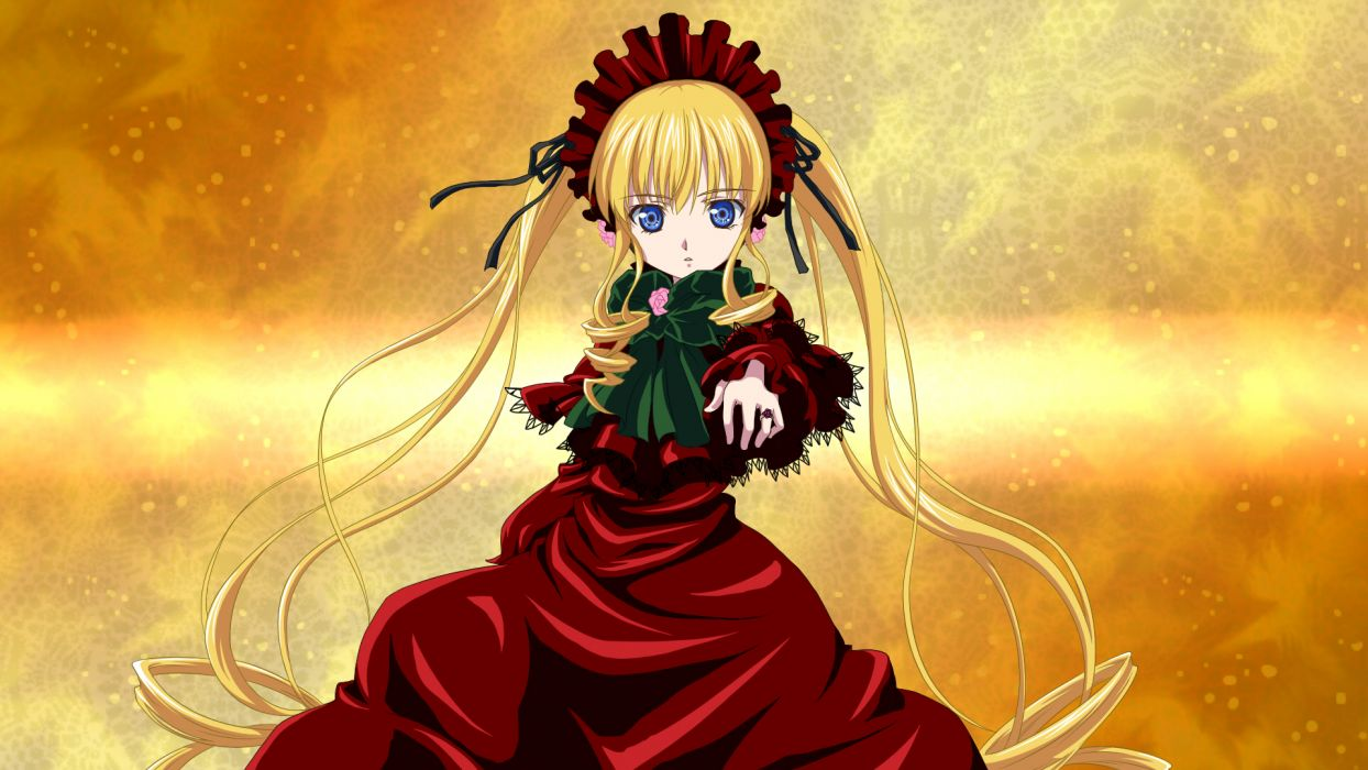 Rozen Maiden Shinku wallpaper