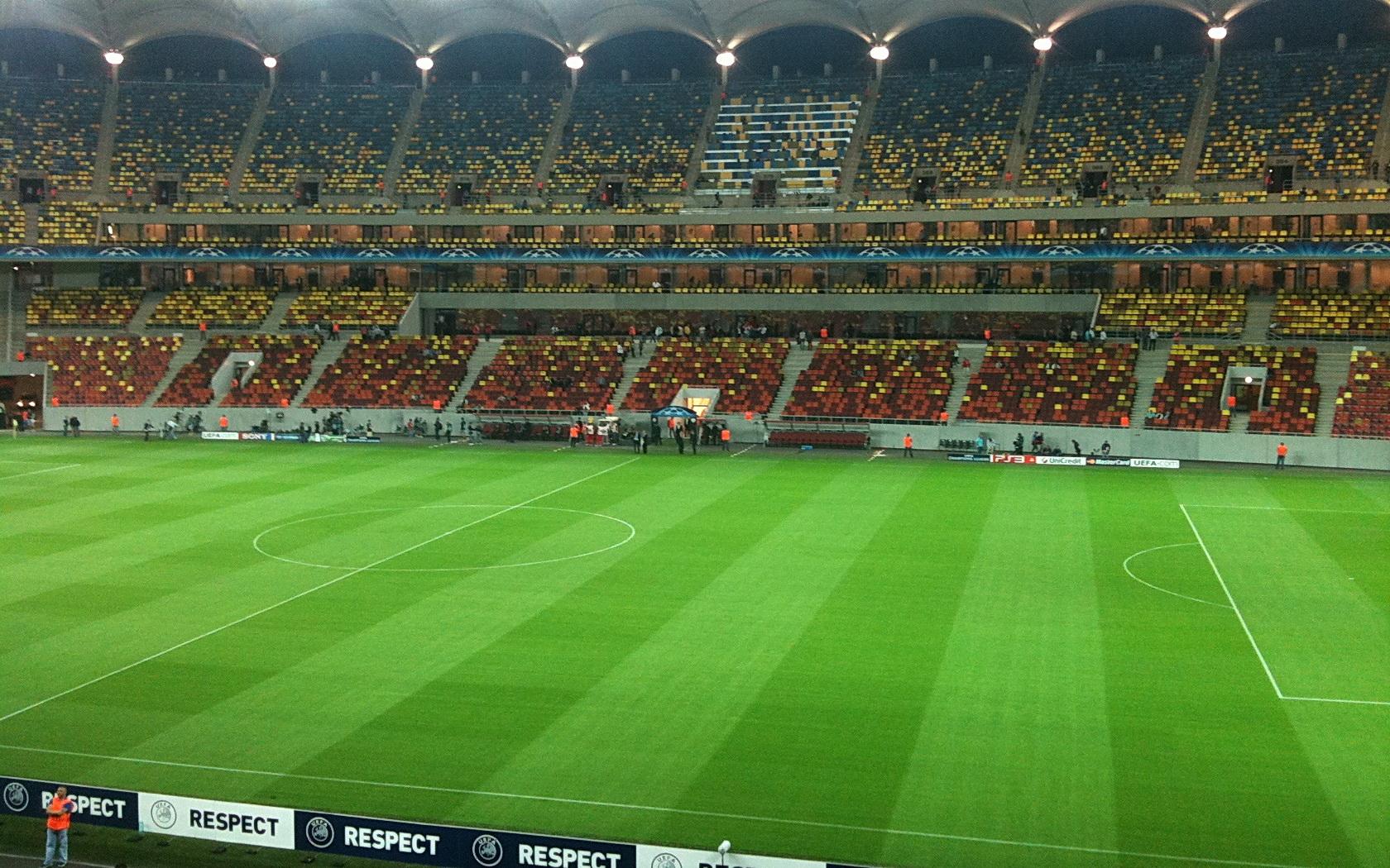 Stadium Football Wallpaper