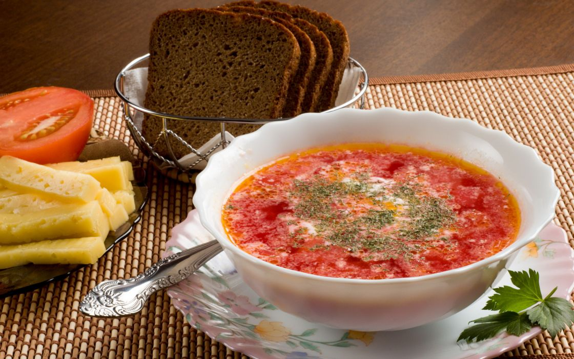 Soup Tomato Soup Brown Bread wallpaper
