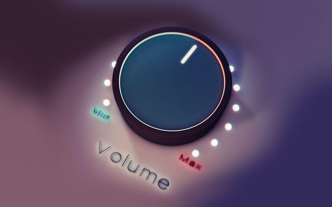 Volume Button wallpaper
