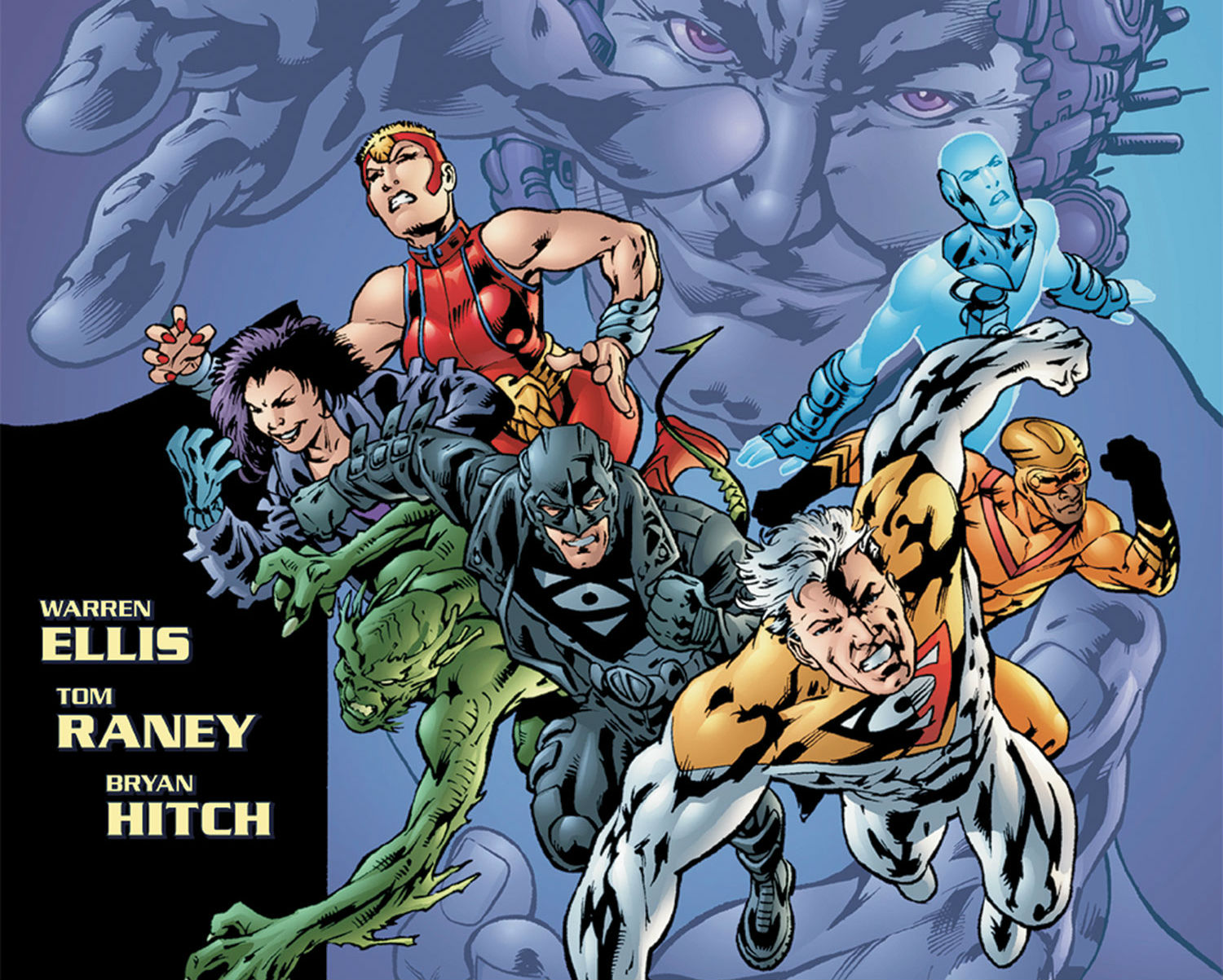 wildstorm Earth-50 is one of fifty-one divergent realities that branched from the core new earth reality during the recreation of the multiverse shortly following the events of.