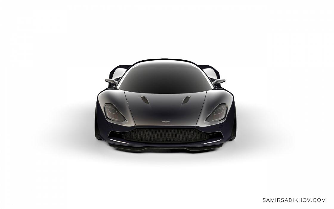 2013 Aston Martin DBC Concept supercar     h wallpaper