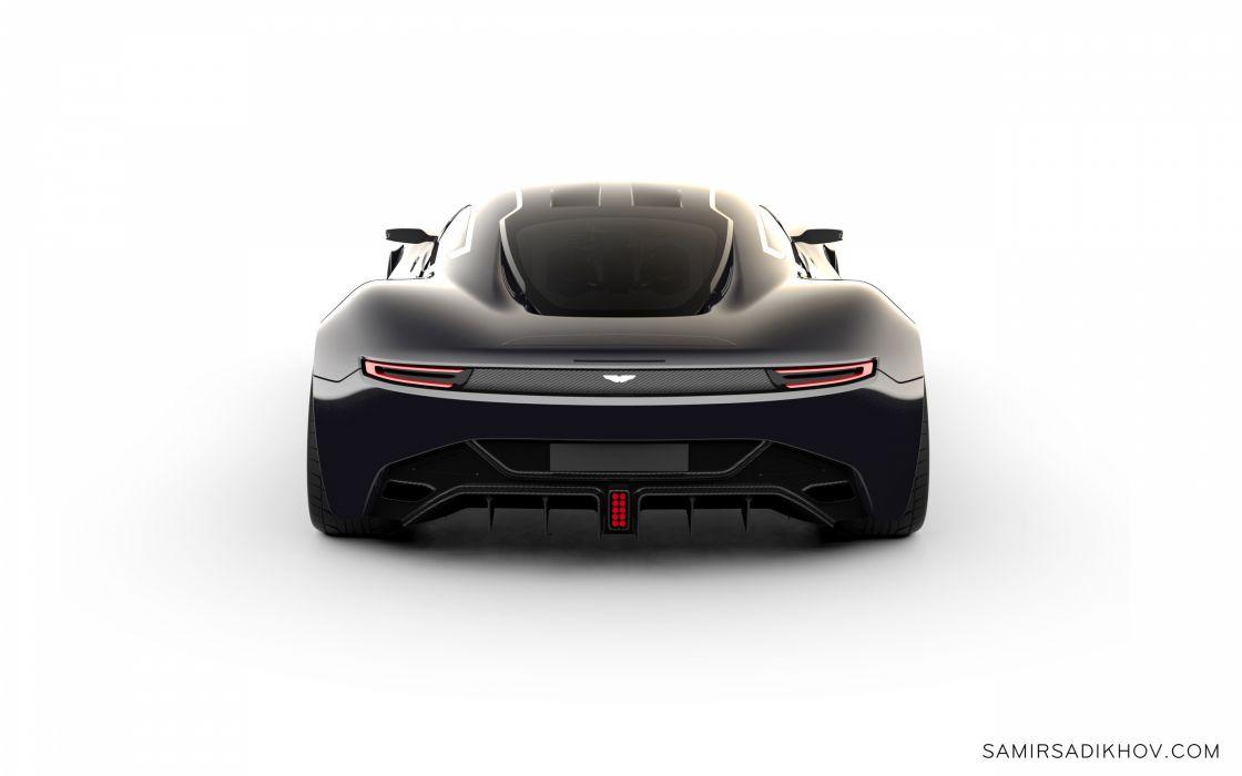 2013 Aston Martin DBC Concept supercar     g wallpaper