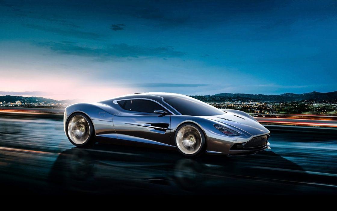 2013 Aston Martin DBC Concept supercar    gh wallpaper