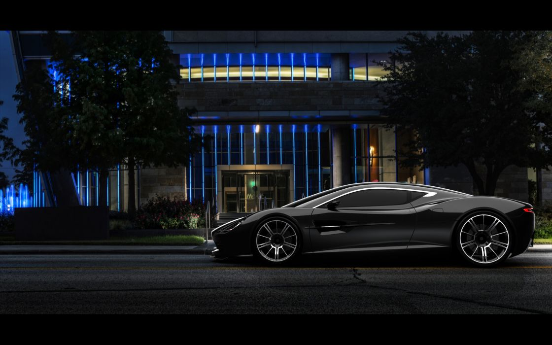 2013 Aston Martin DBC Concept supercar   he wallpaper
