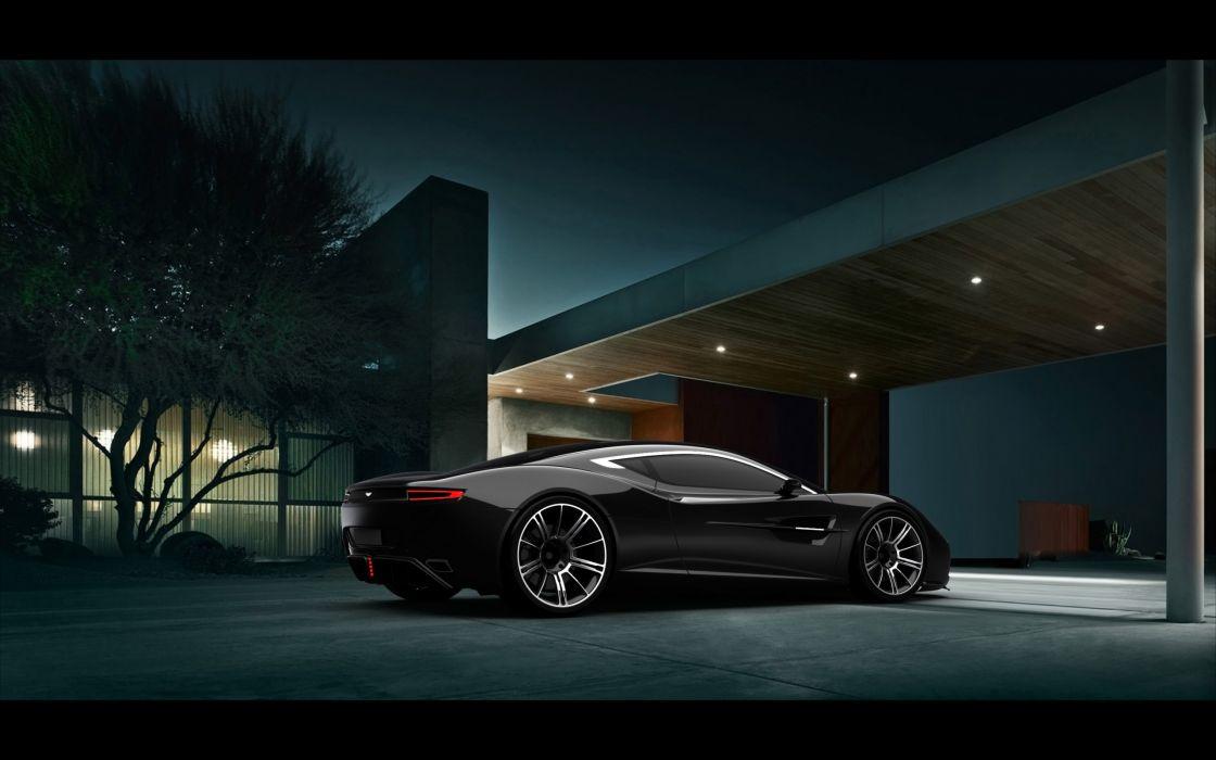 2013 Aston Martin DBC Concept supercar   hq wallpaper