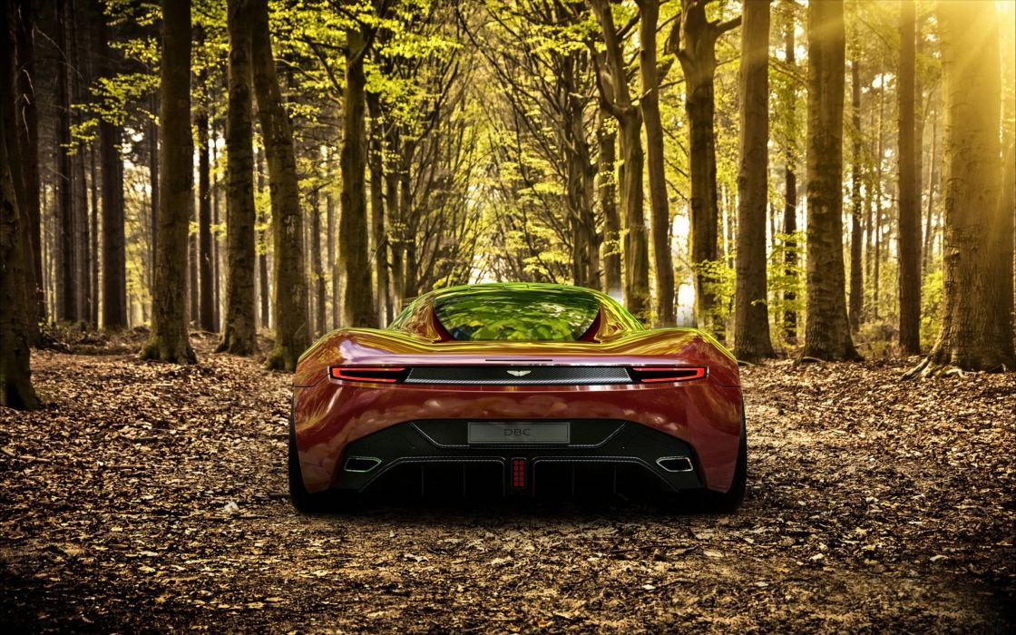 2013 Aston Martin DBC Concept supercar   ge wallpaper