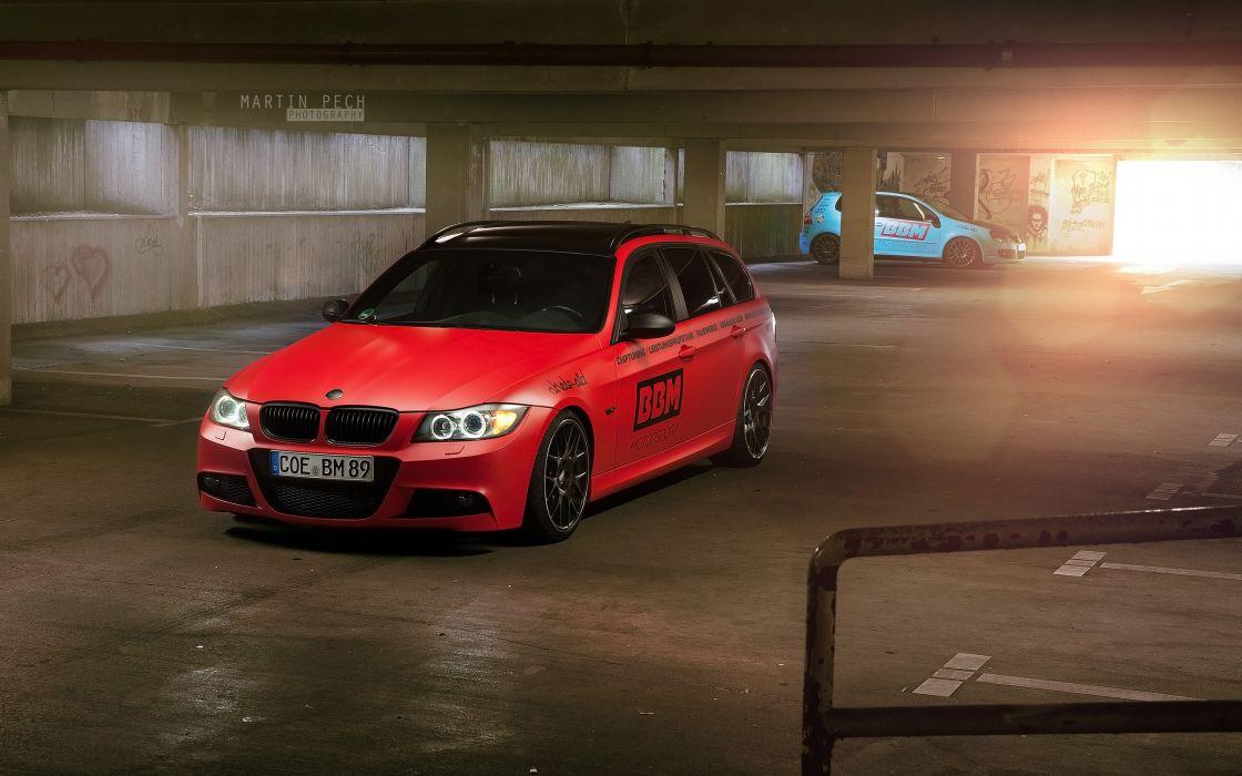2013 BBM-Motorsport BMW E91 330d tuning   fg wallpaper