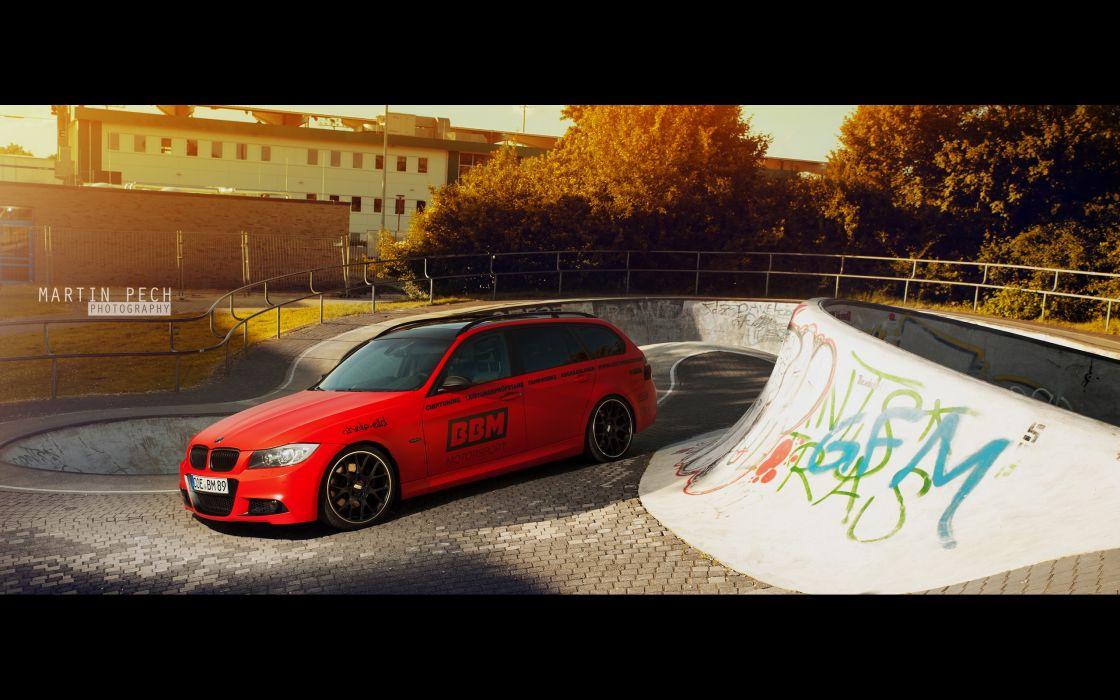 2013 BBM-Motorsport BMW E91 330d tuning  n wallpaper
