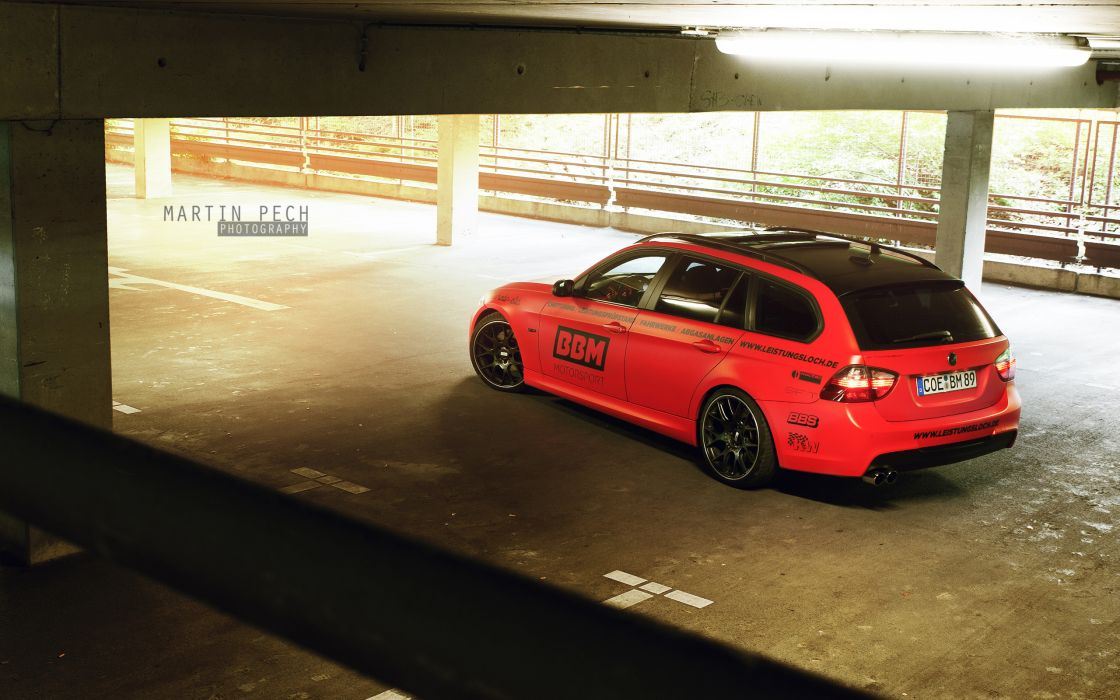 2013 BBM-Motorsport BMW E91 330d tuning n wallpaper