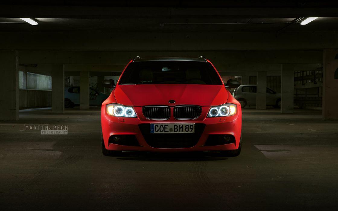 2013 BBM-Motorsport BMW E91 330d tuning wallpaper